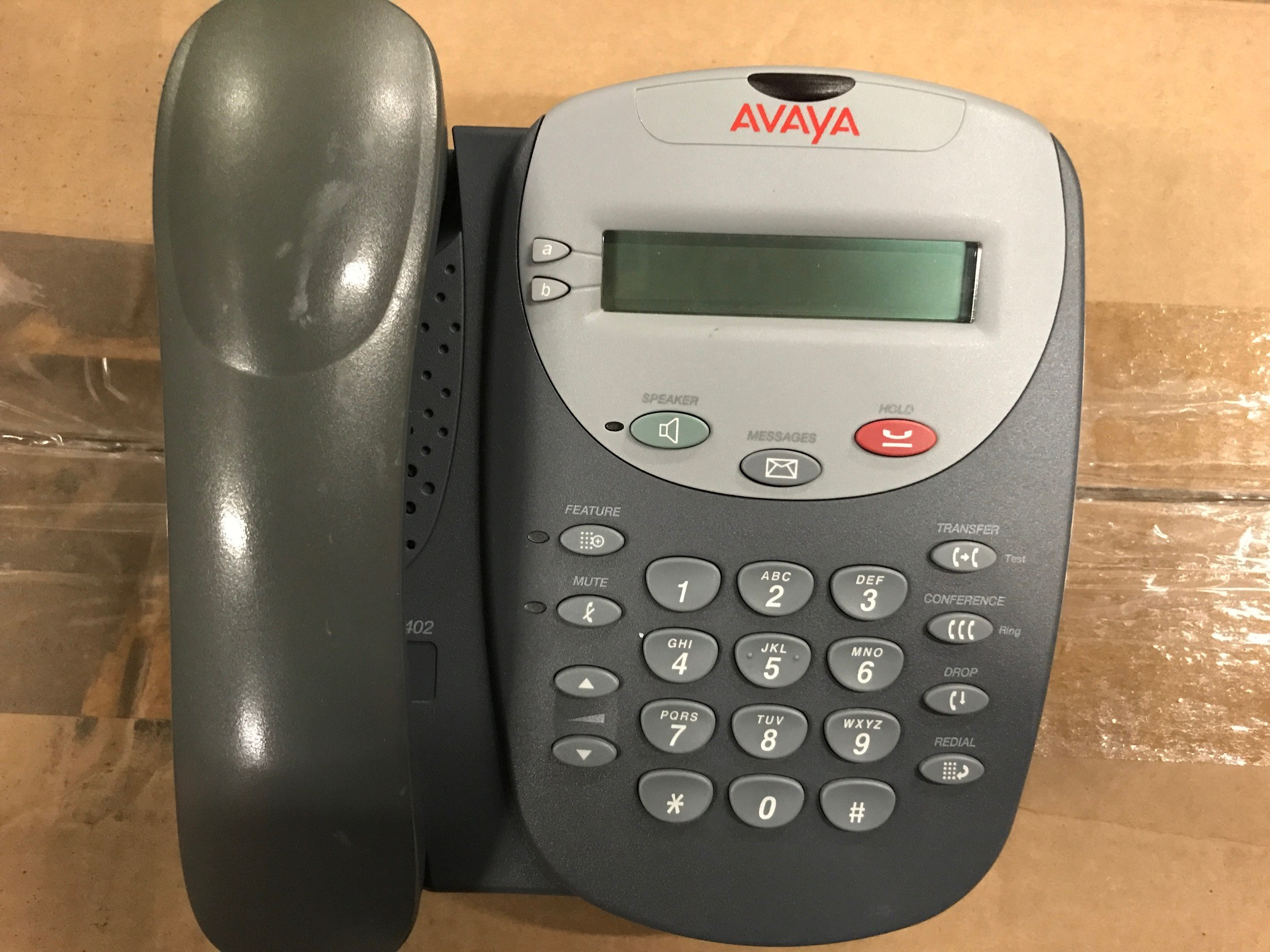Avaya IP400 5402 PHONES WITH (3) CISCO IP 7940 PHONES, (1)...