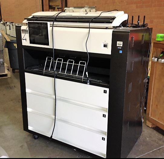 Kip 940 WIDE FORMAT PRINTER