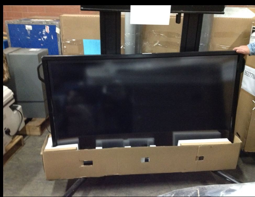 "Sharp PNL603D 60"" SMART BOARD"
