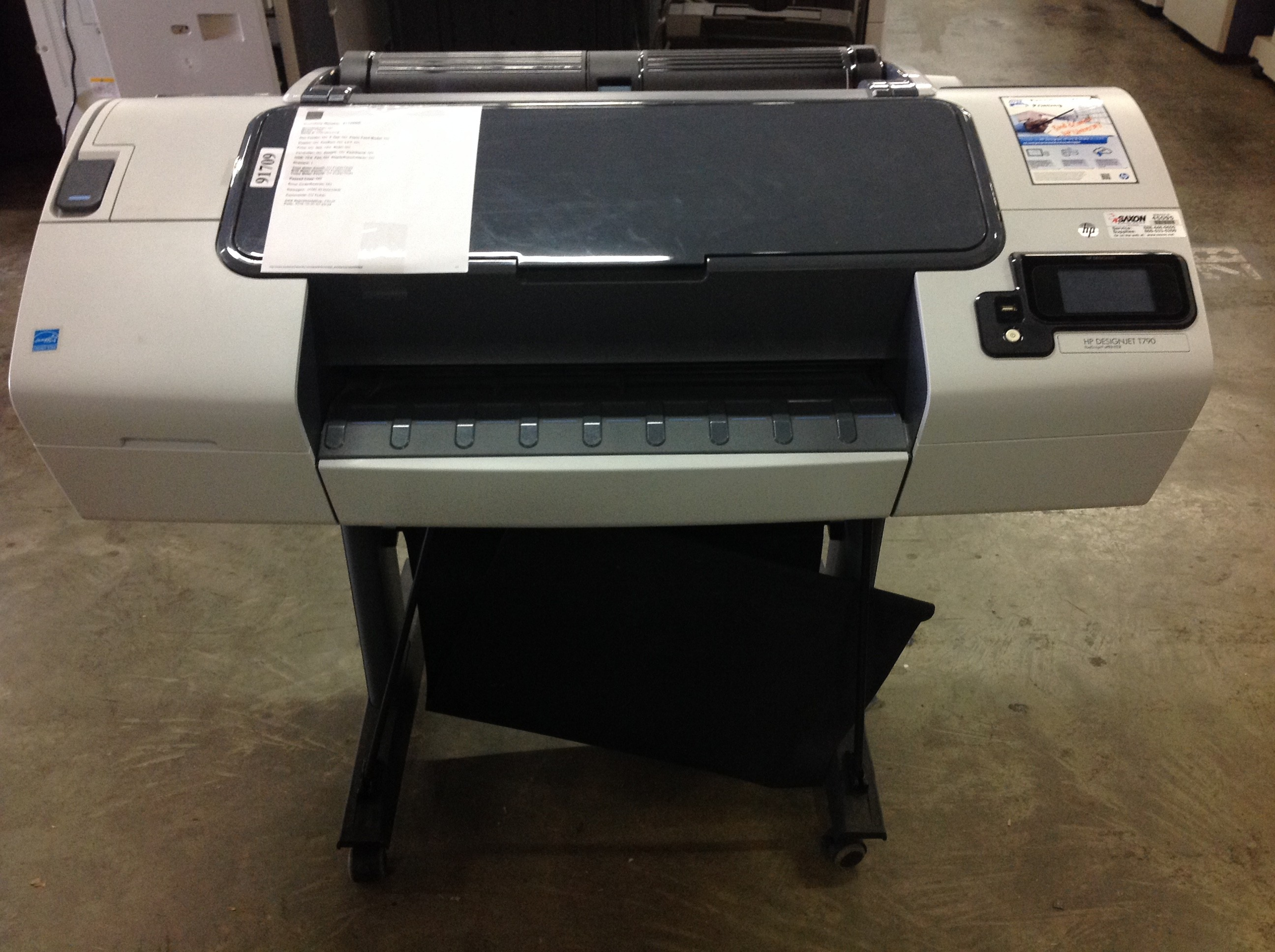 HP T790 WIDE FORMAT PRINTER