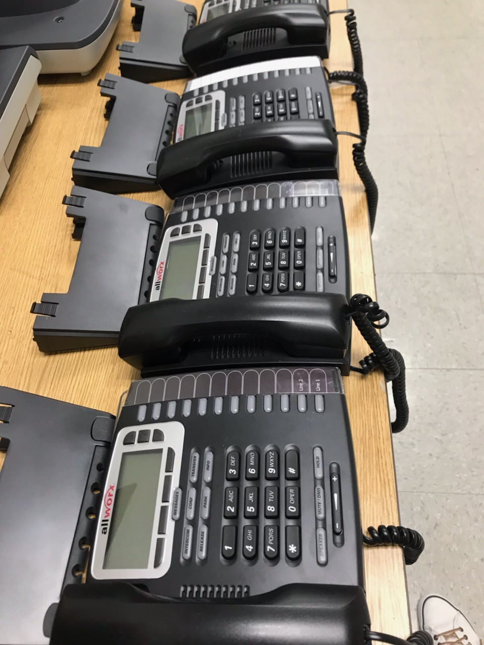 Allworx 9212L PHONES