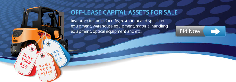 Off-Lease Capital Assets