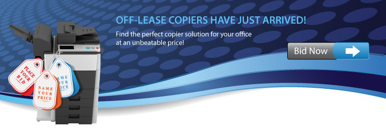 Off-Lease Copiers