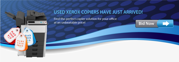 Used Xerox Copiers