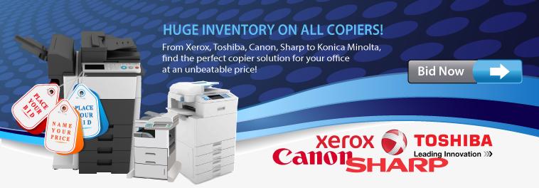 Copier Inventory